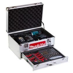 Produktfotografie der Werkzeugkiste Makita