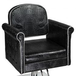 Produktfotografie des Sessels im Schönheitssalon